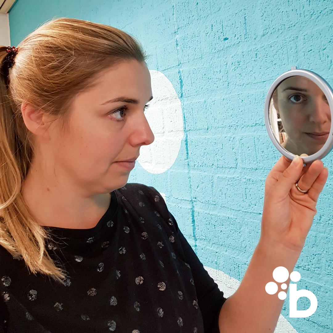 Kind fixen? Kijk eens in de spiegel!