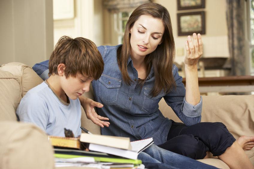 """""""Mijn zoon durft geen fouten te maken. GEK word ik ervan!"""""""