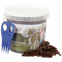 Magic braids, pot