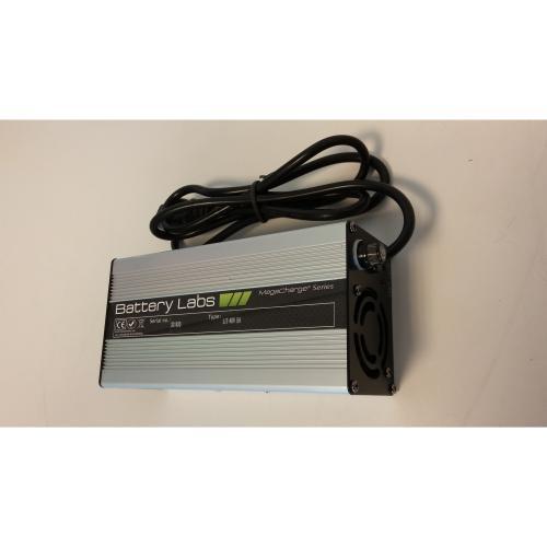Elektrische scooter oplader LiFePo4 60V 8A