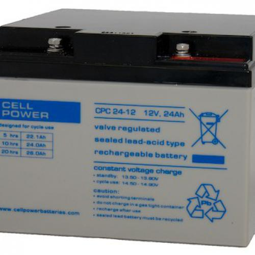 Cellpower CPC 12V-24AH