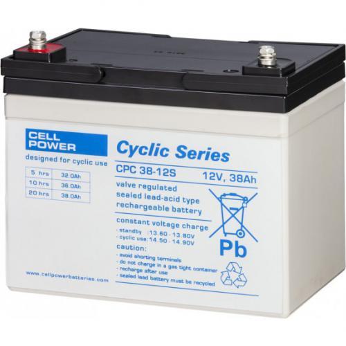Cellpower CPC 12V-38AH