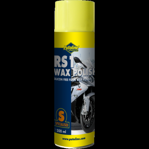 RS1 WAX POLISH SPRAY