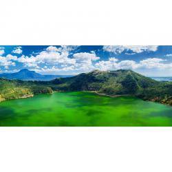 3 Dagen Manilla extensie met Taal vulkaan en Pagsanjan watervallen