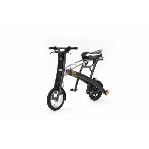Stigo Bike Basis, de handige opvouwbare e-scooter!