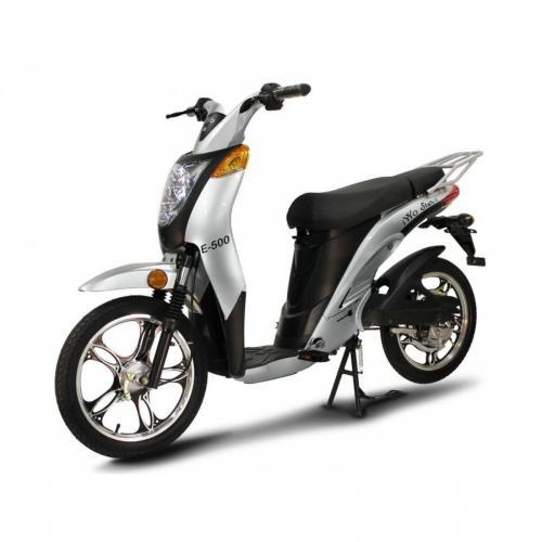 iYYo Star S / SLi E-500 elktrische scooter met uitneembare accu.