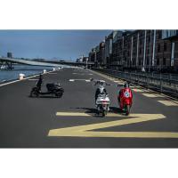 Monasso is de elektrische scooter voor de stadsnomade.