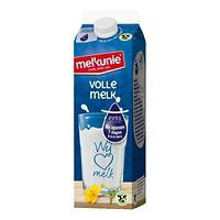 Volle melk 1 liter