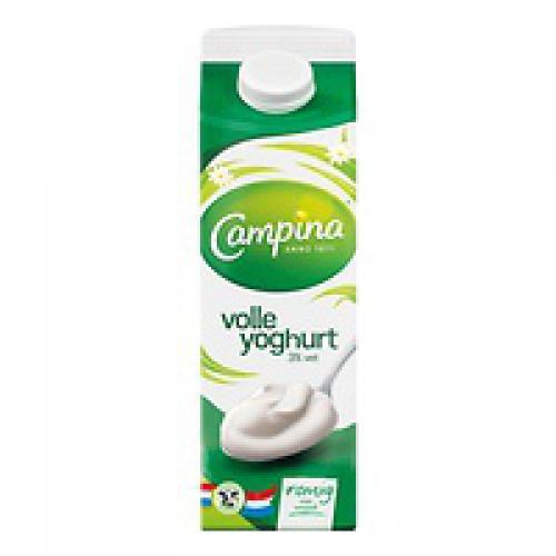 Yoghurt vol 1 liter