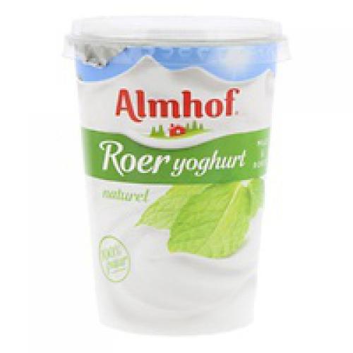 Almhof roeryoghurt 0.5 liter