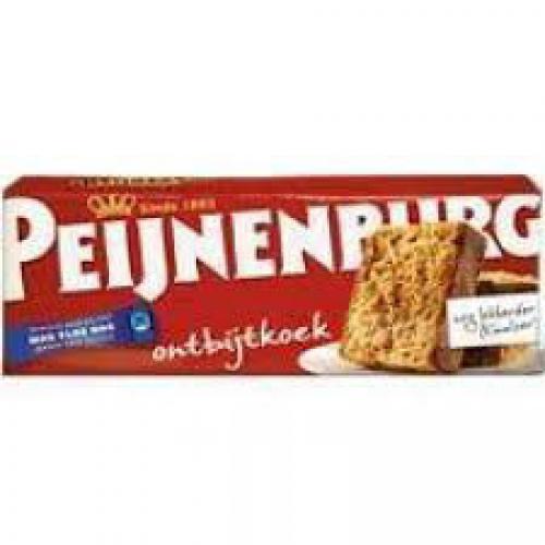 Peijnenburg ontbijtkoek 375 gr