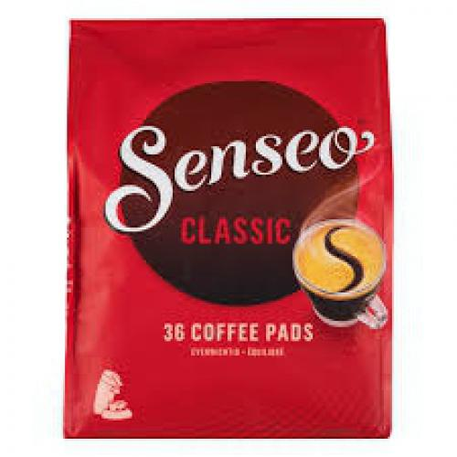 DE senseo regular 36 pads