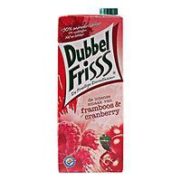 Dubbelfris Framboos & cranberry