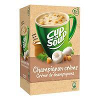 Cup a soup champignon