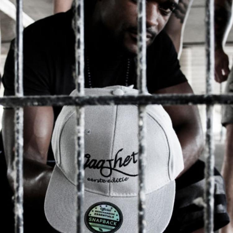 'Eerste editie' Snapback cap
