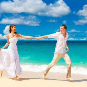 Huwelijksreis Filippijnen
