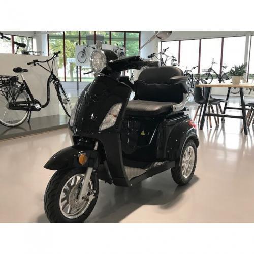 BTC Tres, de driewiel e-scooter!