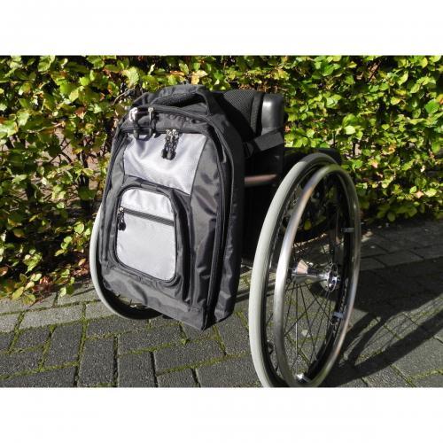 Universele rolstoel (rug)tas