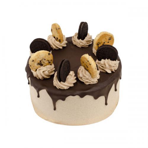 Oreo Chocolate Chip Layer Cake