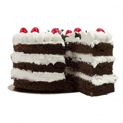 Black Forest Layer Cake