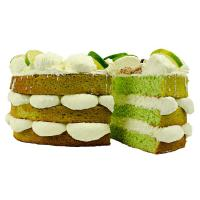 Key Lime Pie Layer Cake
