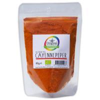 Original Superfoods Biologische Cayenne Peper 80 Gram
