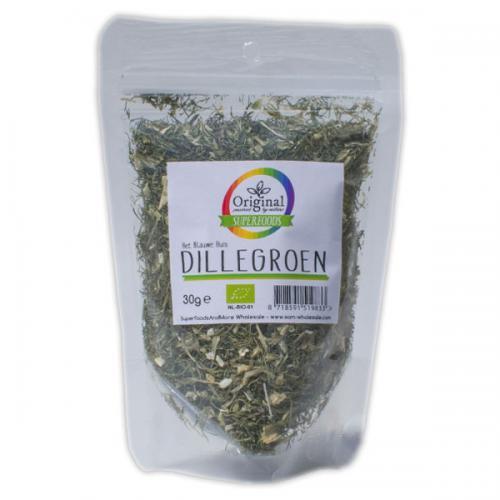 Original Superfoods Biologische Dillegroen 30 Gram