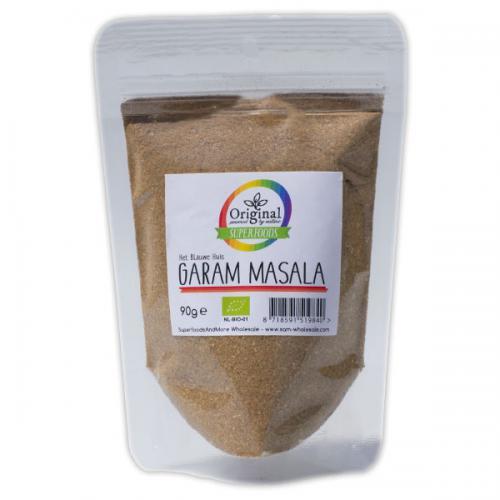 Original Superfoods Biologische Garam Masala 90 Gram