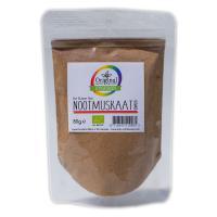 Original Superfoods Biologische Nootmuskaat Gemalen 80 Gram