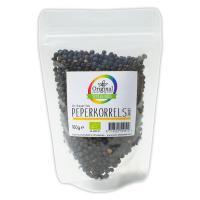 Original Superfoods Biologische Peper Zwart Korrels 100 Gram