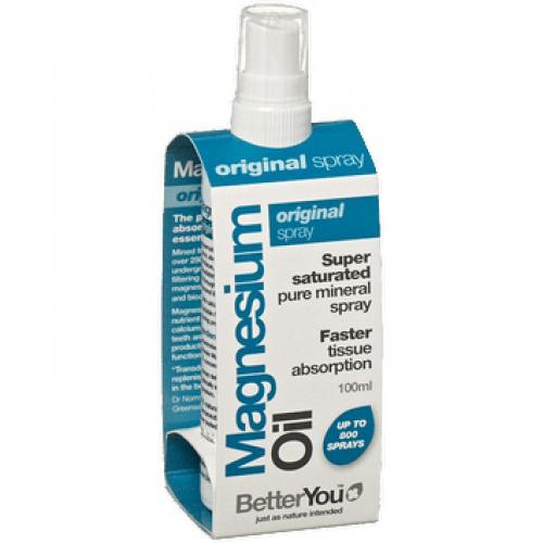 Magnesium Oil Spray Original 100 ML - BetterYou
