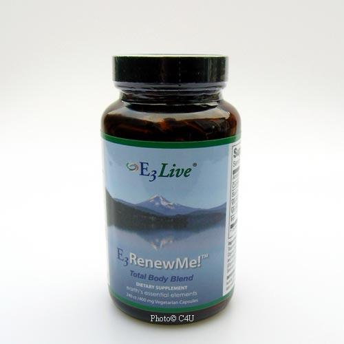 E3Live RenewMe! 300 V-Caps 800 mg