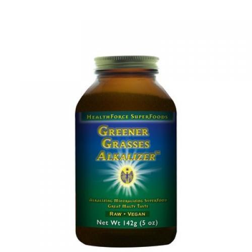 Greener Grasses Alkalizer - 124 gram - HealthForce SuperFoods