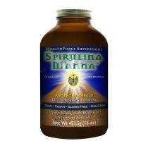 Spirulina Manna - 454 Gram/16 Oz - HealthForce SuperFoods