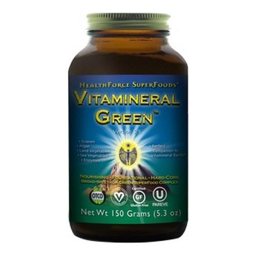 Vitamineral Green - 150 Gram - HealthForce SuperFoods