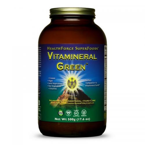 Vitamineral Green - 500 Gram - HealthForce SuperFoods