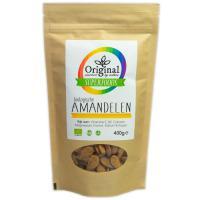 Original Superfoods Biologische Amandelen 400 gram