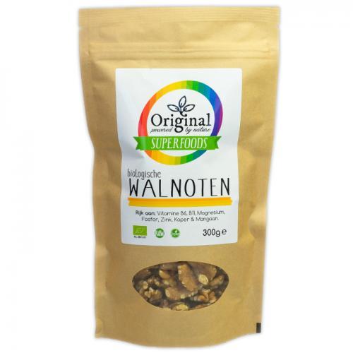 Original Superfoods Biologische Walnoten 300 Gram