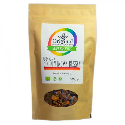 Original Superfoods Biologische Golden Incan Berries 300 Gram