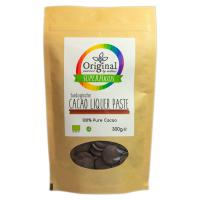 Original Superfoods Biologische Cacao Liquer Paste 300 Gram