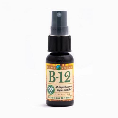 B12 Spray 29,6 ML - Pure Vegan