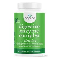 Digestive Enzymes Complex 90 Vcaps - Pure Vegan