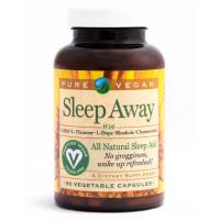 Sleep Away 90 V Caps - Pure Vegan