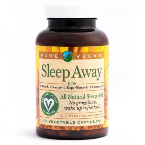 Sleep Away 90 V Caps - Pure Vegan