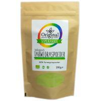 Original Superfoods Biologische Tarwegras Poeder 200 Gram