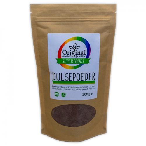 Original Superfoods Dulse Poeder 200 Gram
