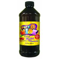Liquid Multi Vitamine Kersen - Pure Kidz - 450 ML