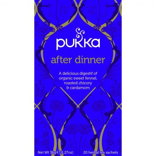 Biologische After Dinner Thee 20 Zakjes - Pukka