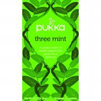 Pukka Biologische Drie Munt Thee 20 Zakjes