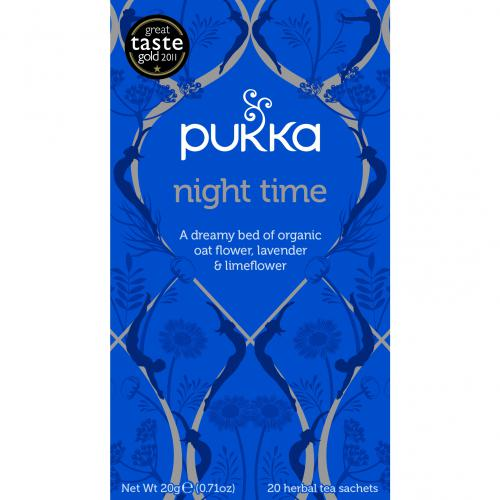 Pukka Biologische Night Time Thee 20 Zakjes